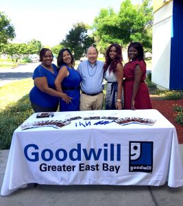 Antioch Goodwill staff ready to greet participants